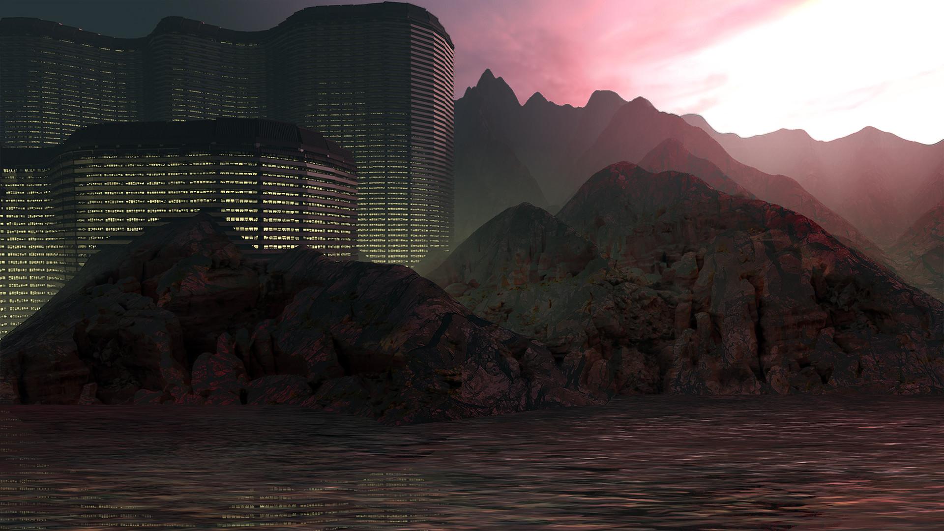 Jack eaves scifi city 04