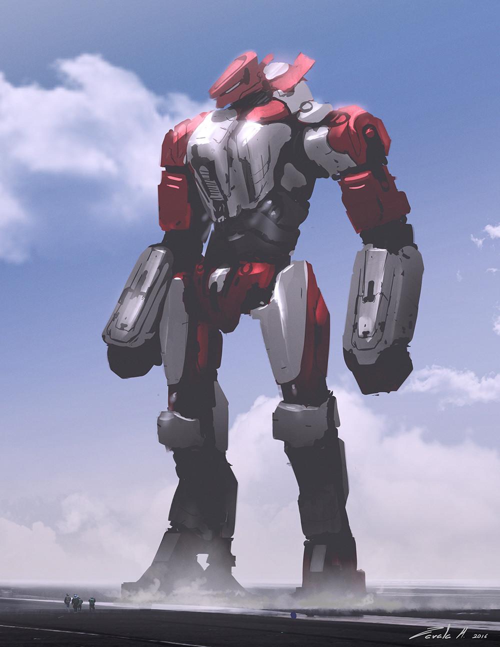 Brawler Jaeger