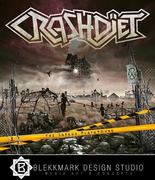 CrashDïet - The Savage Playground