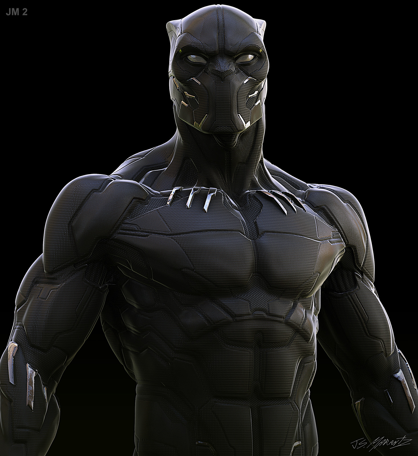 Black Panther Designs 1