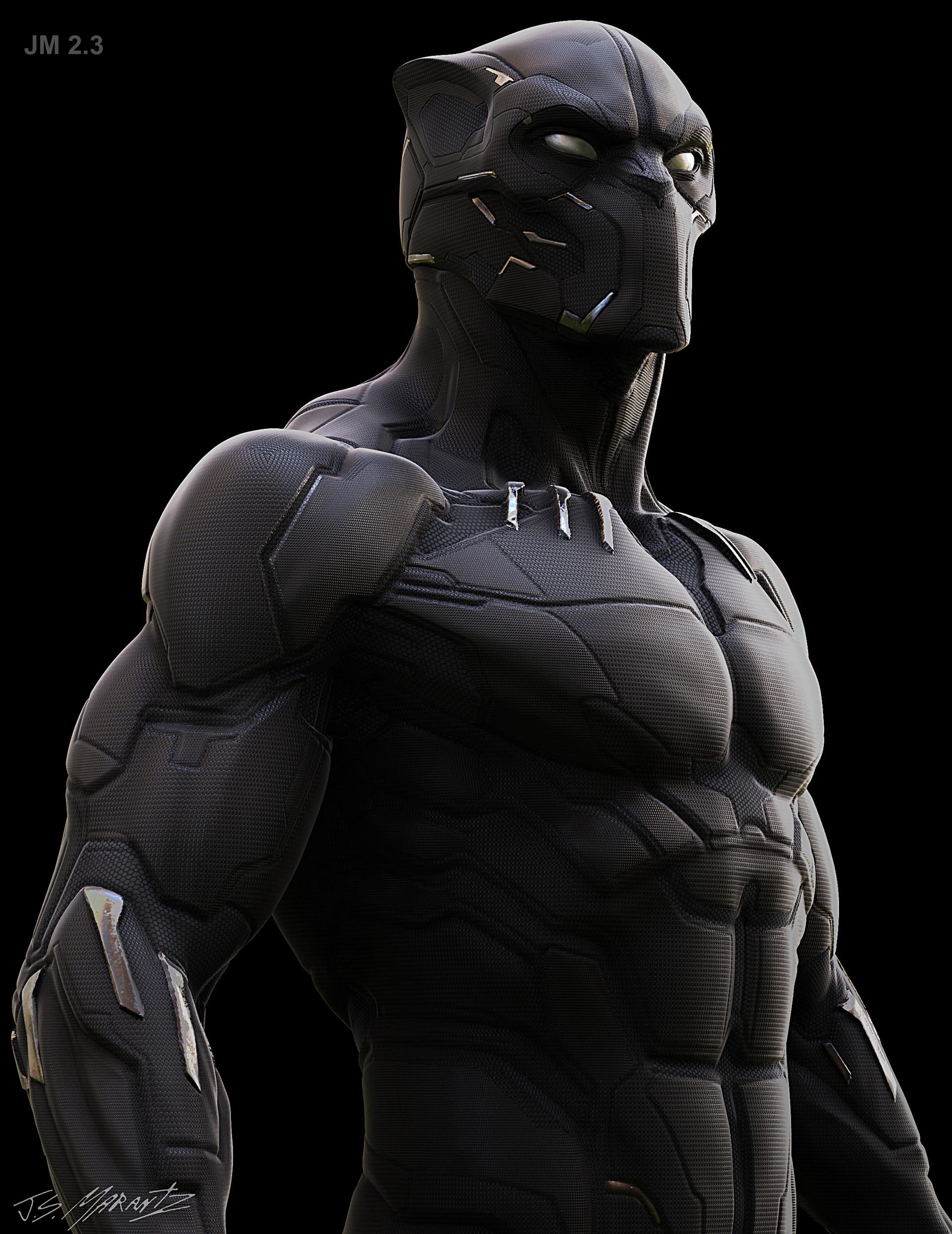 Jerx marantz panther black 4 2