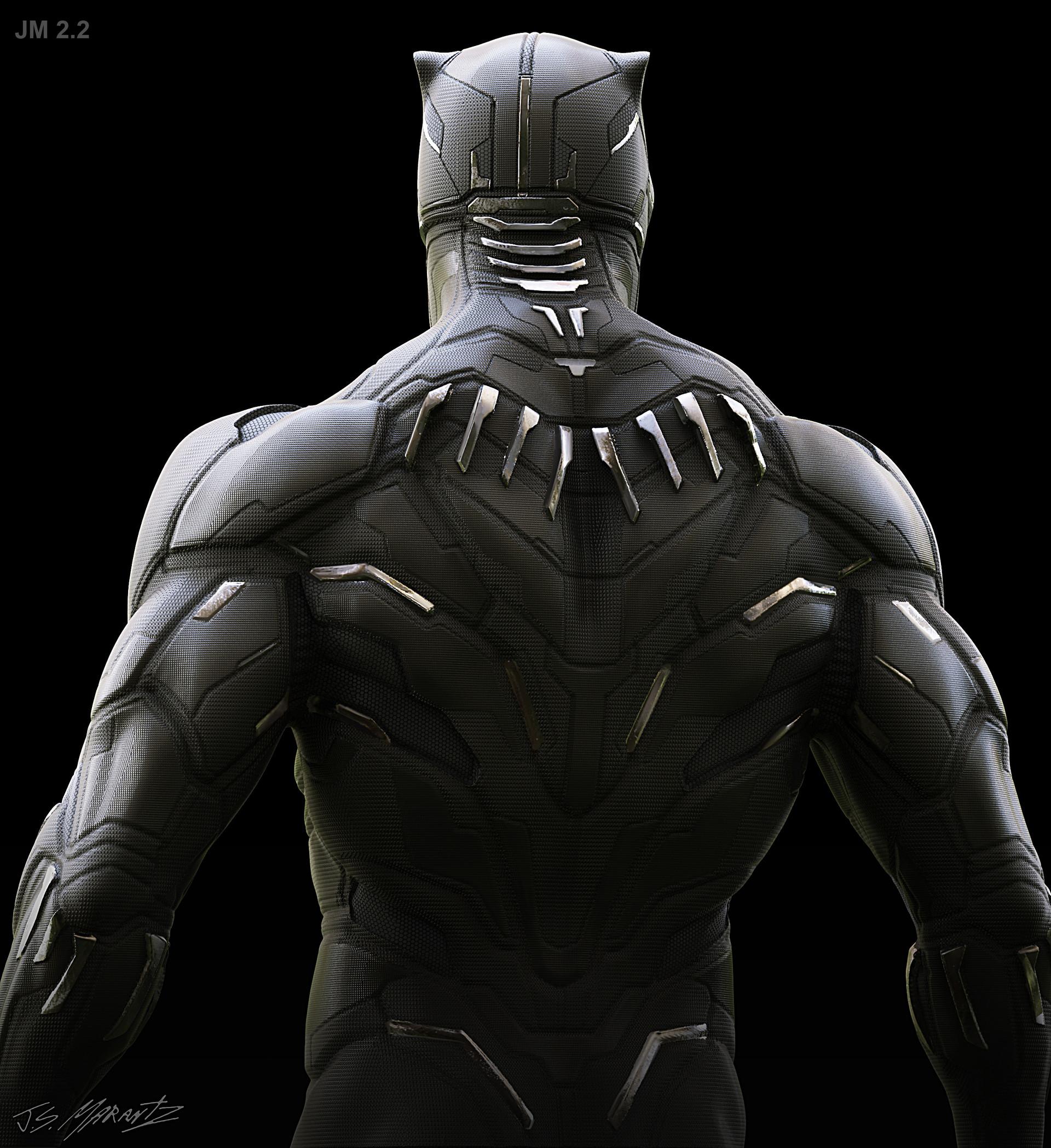 Jerx marantz panther black 4 3