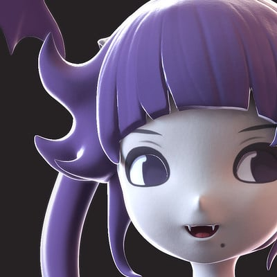 Masatomo suzuki vampire render01