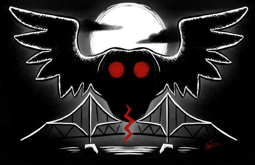 Asia wiseley mothman