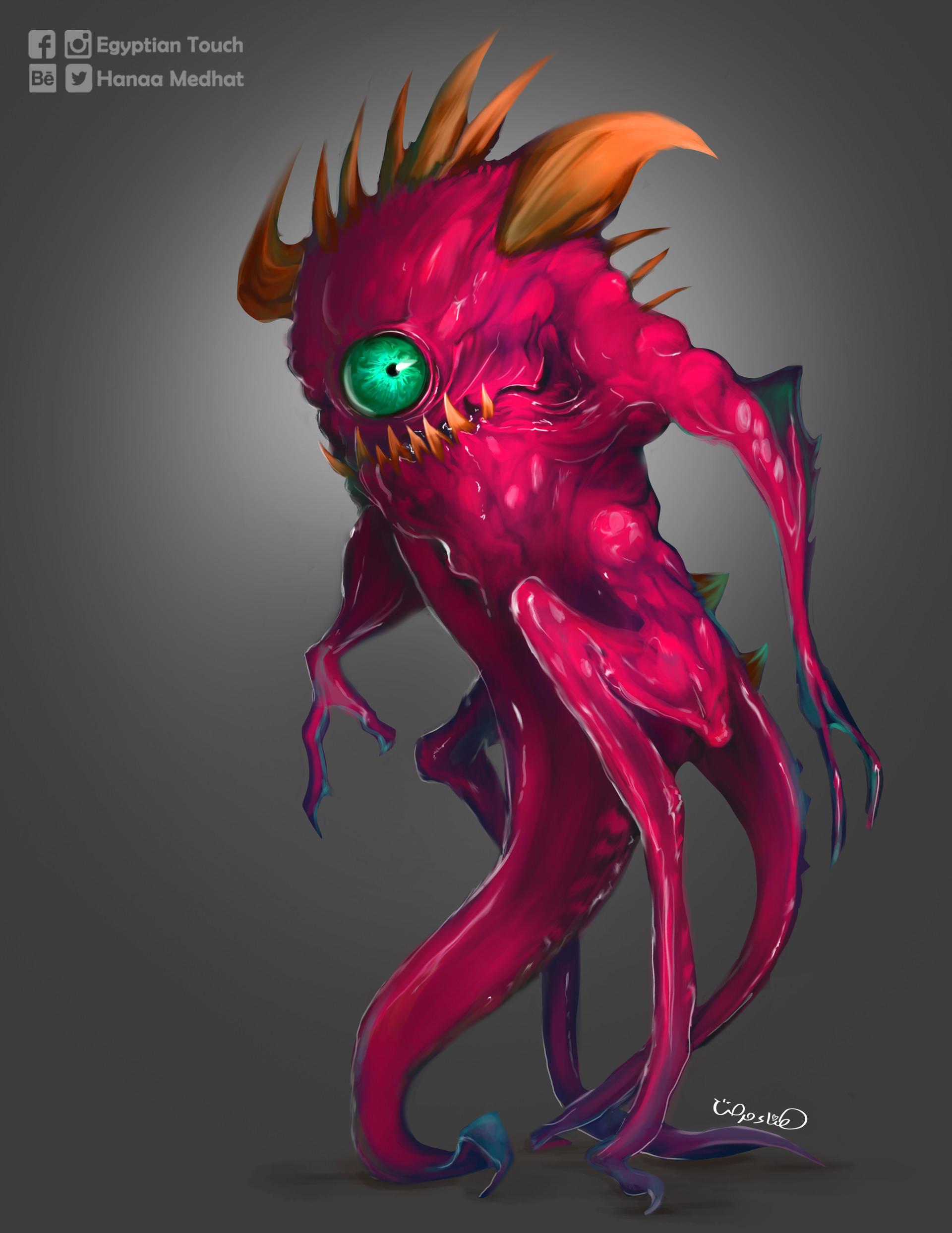 Hanaa medhat monster