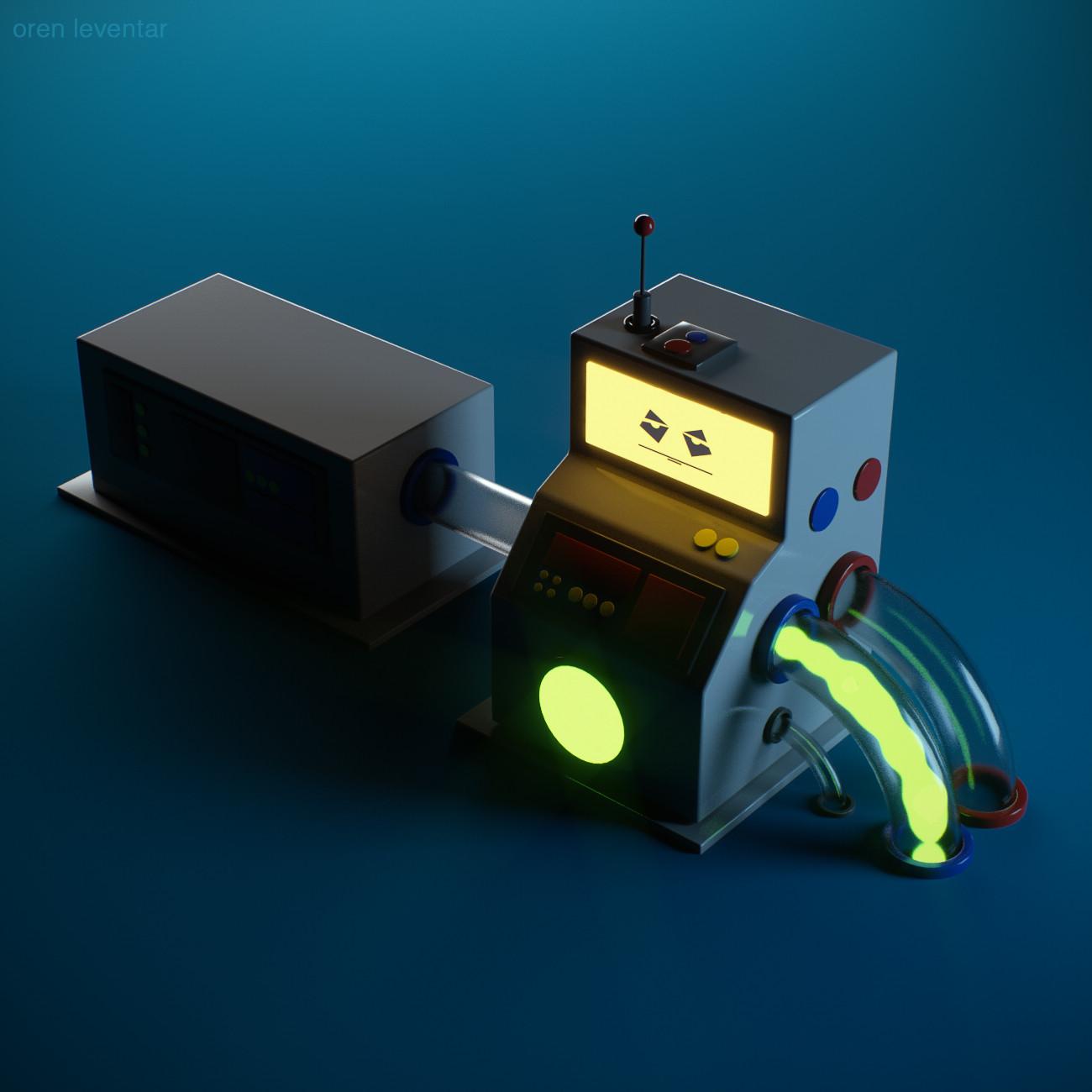 Oren leventar little machine01 dark web