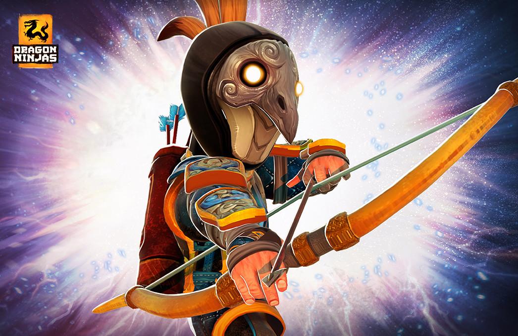 Damian grx dn apaisada promos new unit archer
