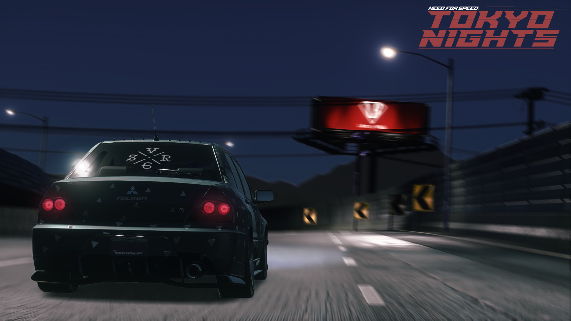 need for speed tokyo nights