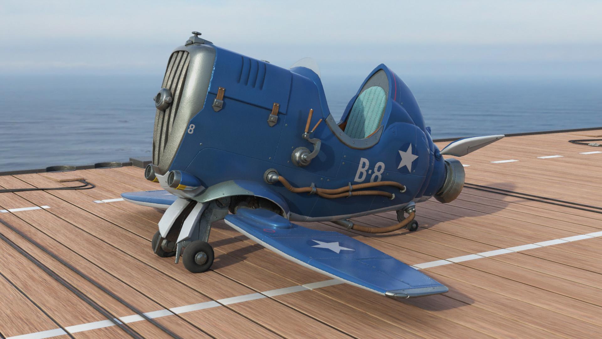 John griffiths seaplane wingsout render 01
