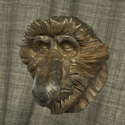 Proboscis Monkey WIP sculpt render