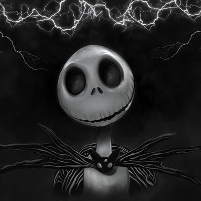 Niniel illustrator jack skellinghton low
