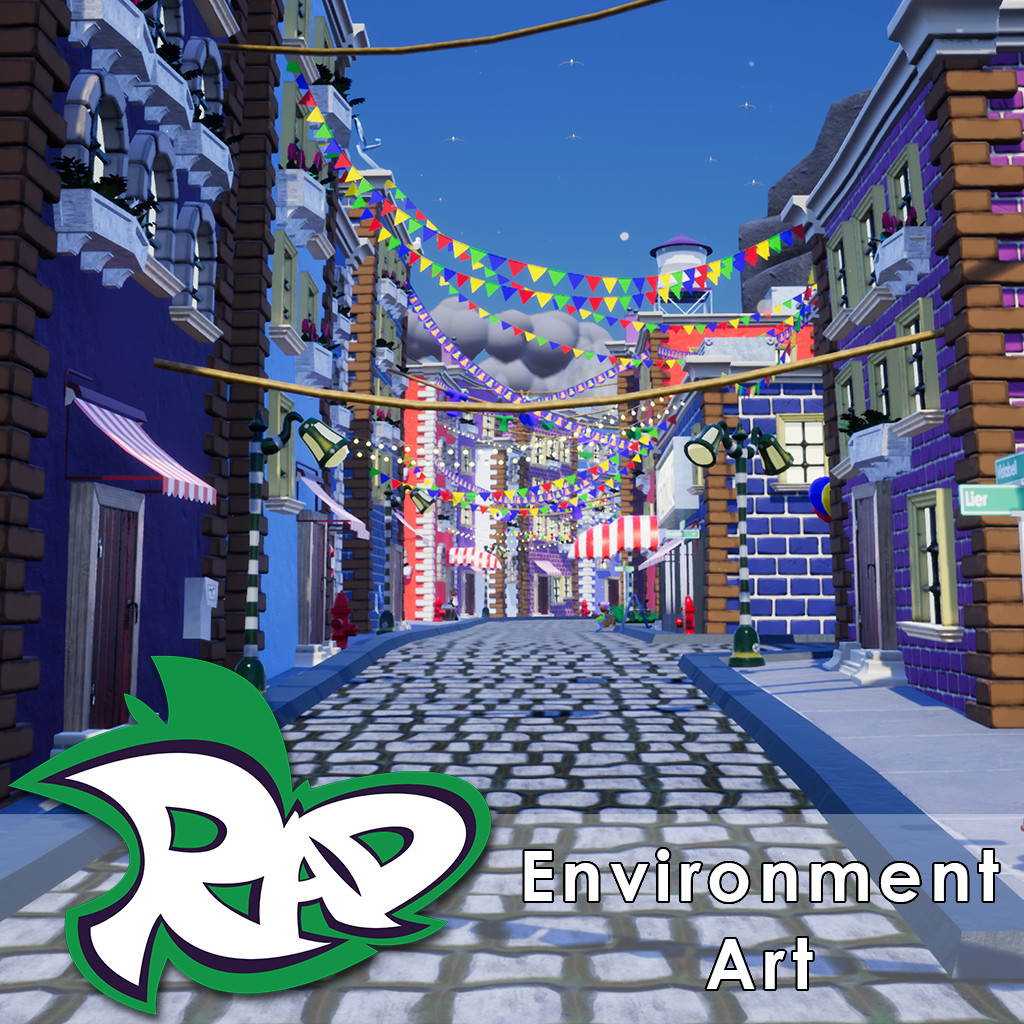 RAD: Environment Art