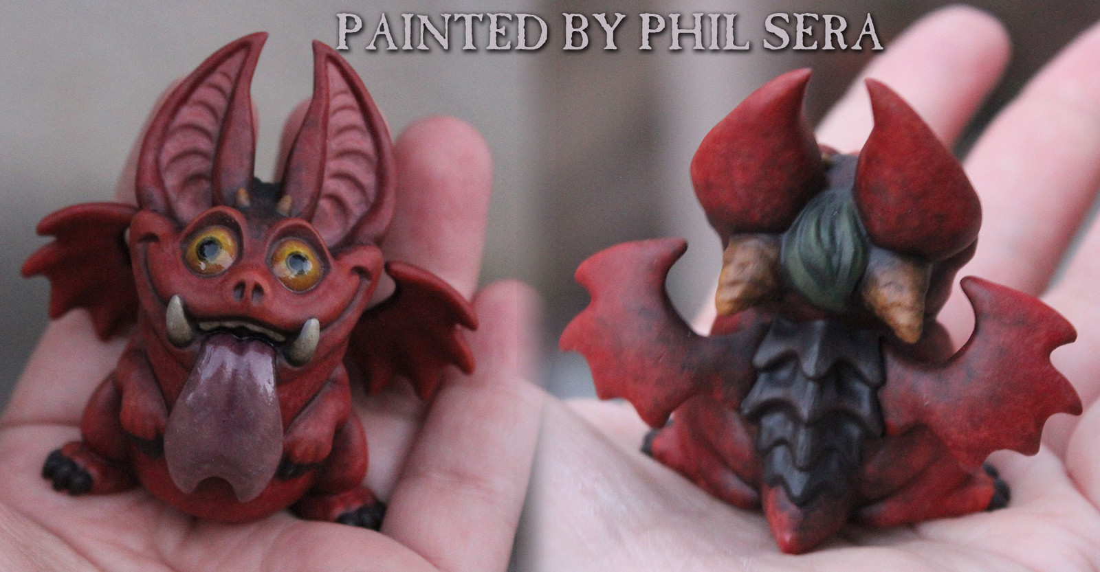 Painted up by Phil Sera
