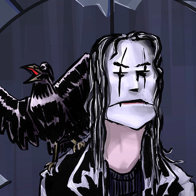 Thomas bouilly 2018 thecrow colors