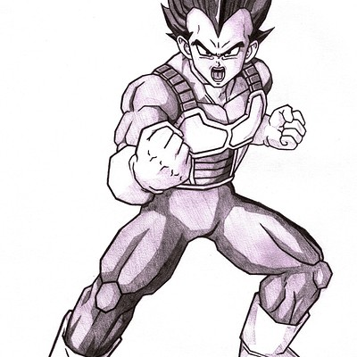 David g vegeta by mangx