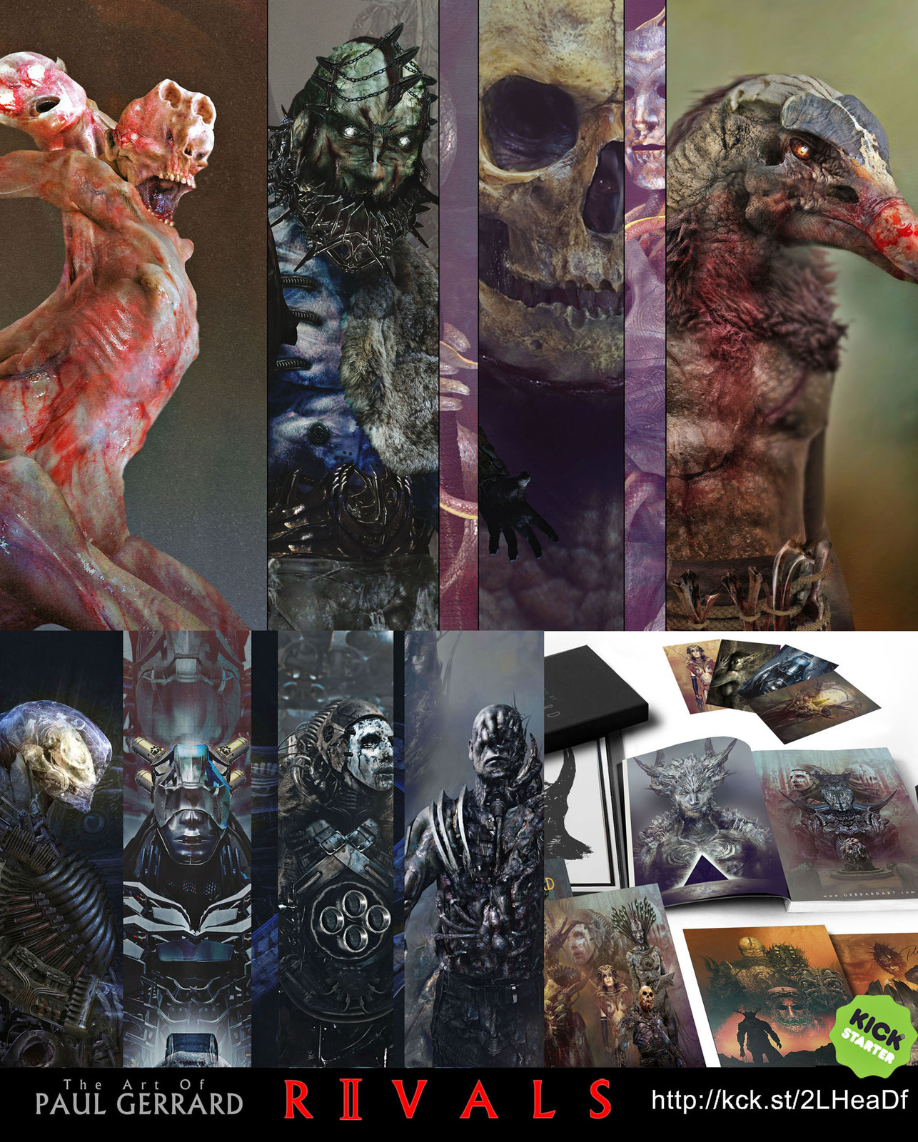 Illustration Portfolio Review