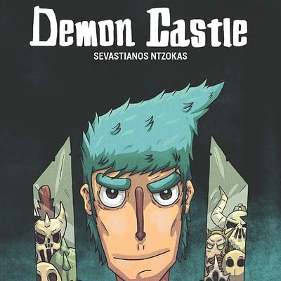Sevastianos kner ntzokas demon castle cover