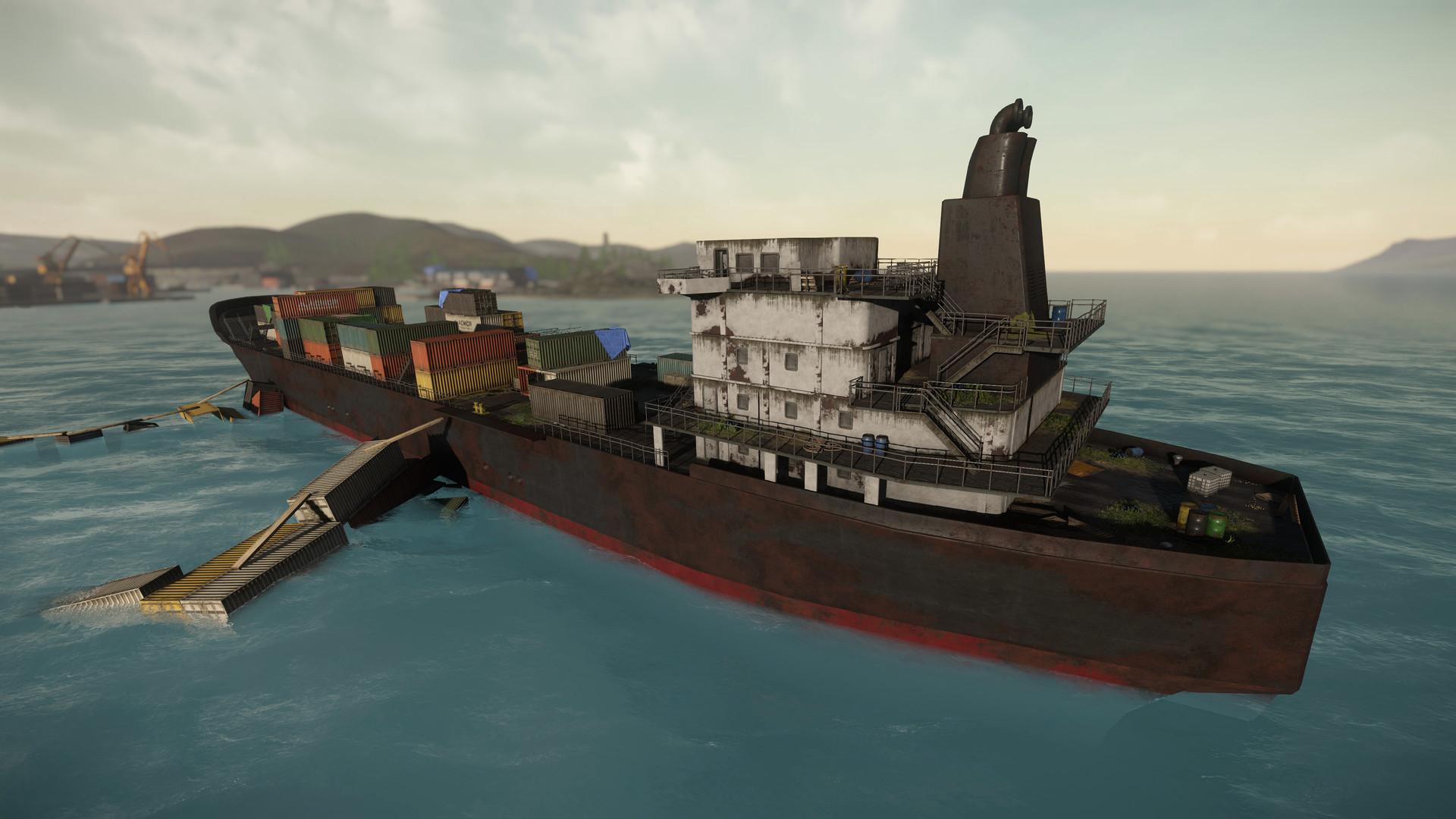 Carl kent oil tanker 7