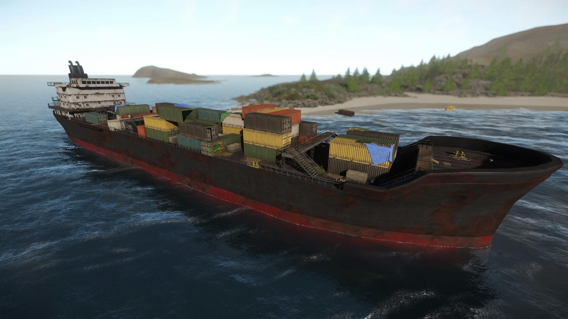 Carl kent oil tanker 10
