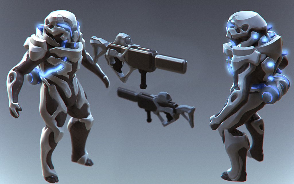Loic liok bramoulle screenshots binary sculpt 01