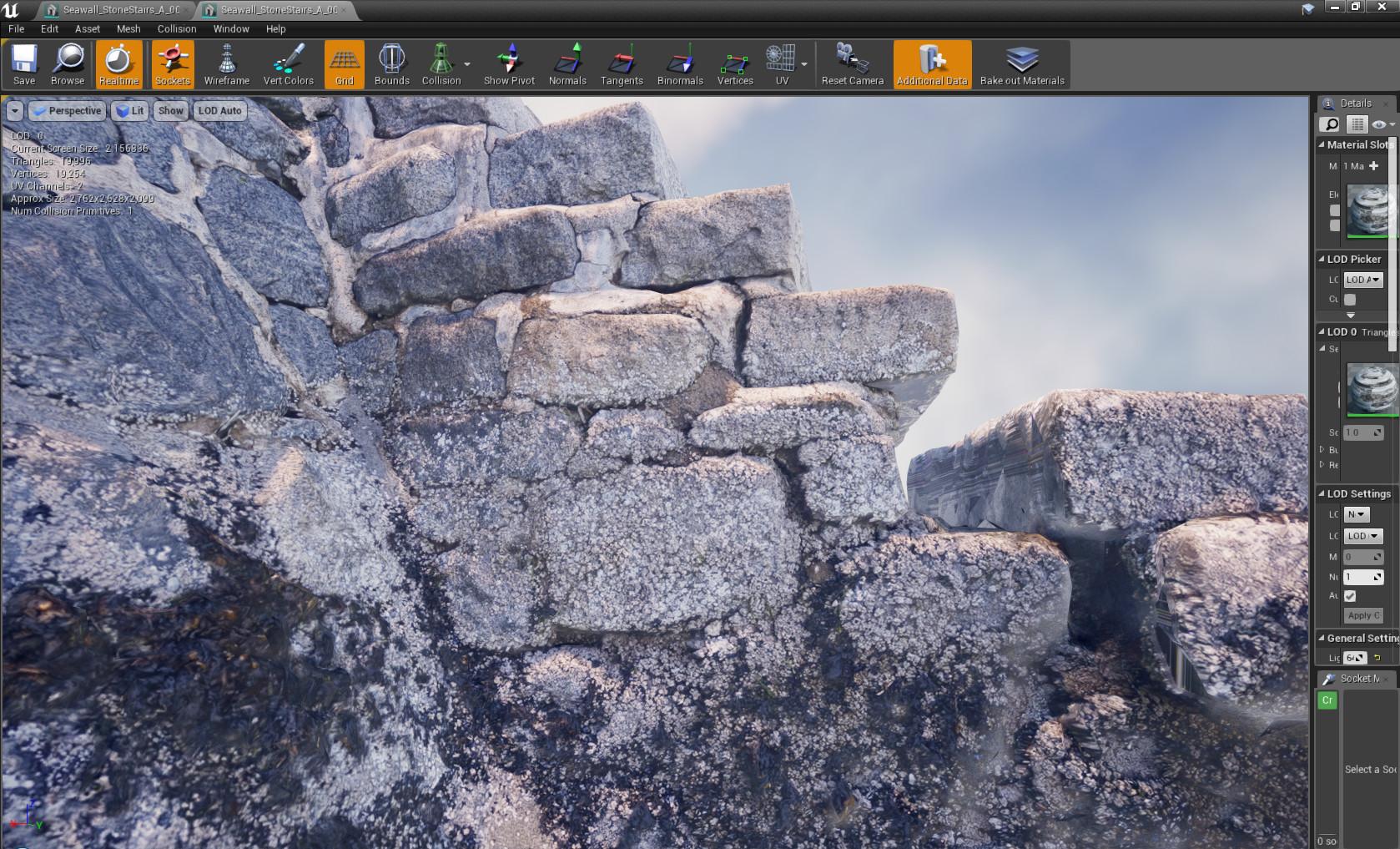ArtStation - Photogrammetry Samples + Unreal Engine, Kevin Rawlinson