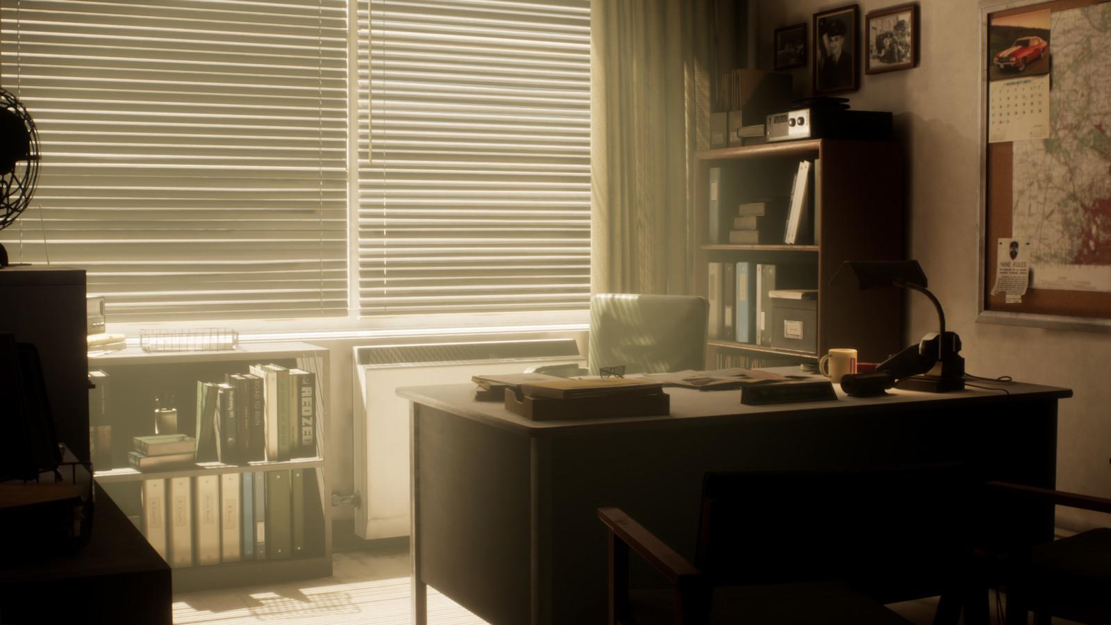 Deputy's office