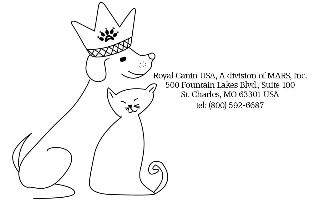 Samuel Preston - Royal Canin Re-brand: Business Cards