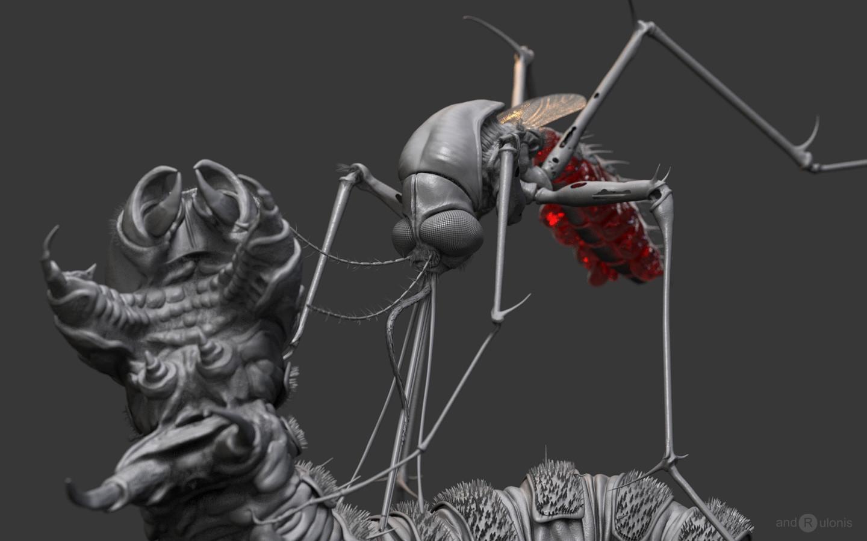 Dariusz andrulonis komarz gasienica2