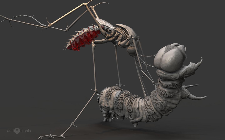 Dariusz andrulonis komarz gasienica2b