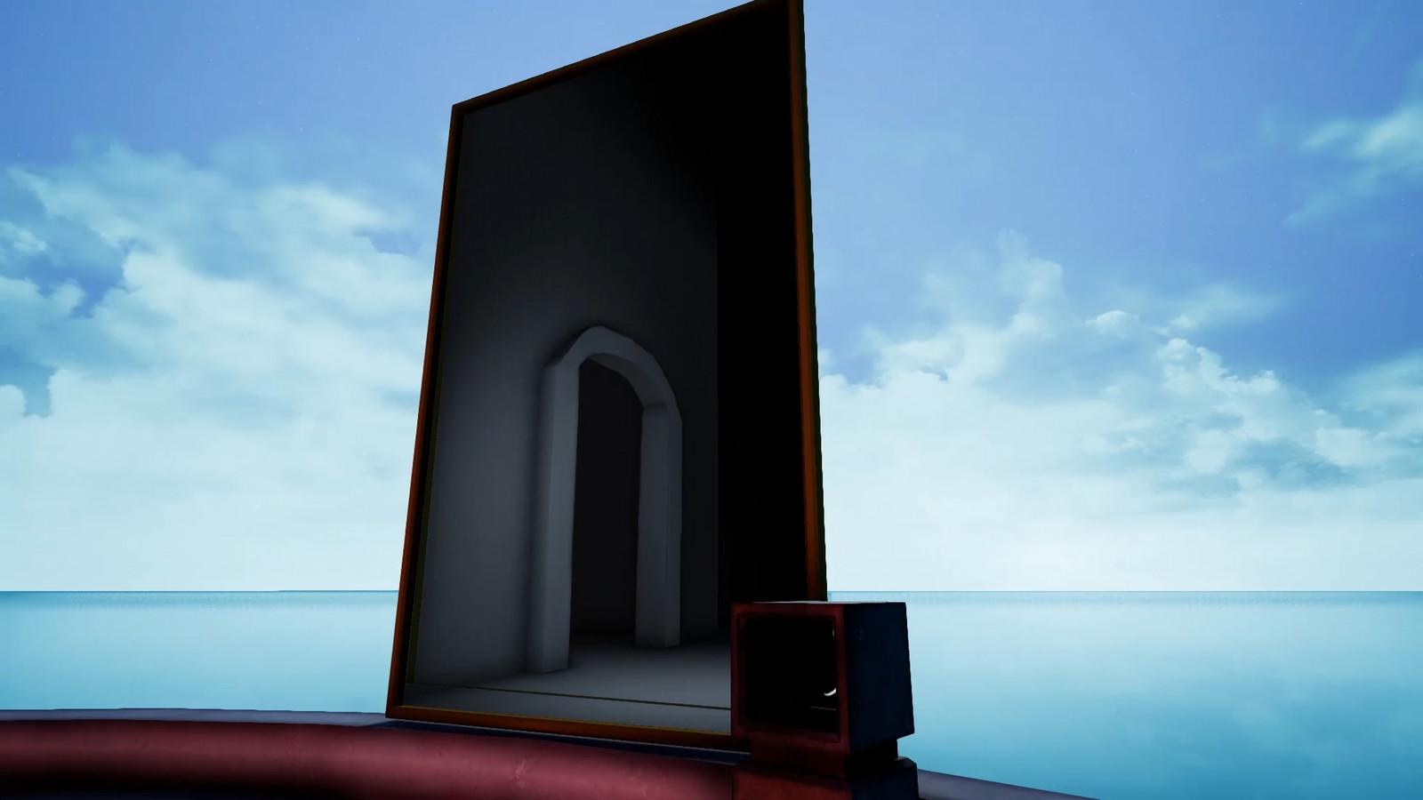 I created a seamless portal-like teleportation system using blueprints