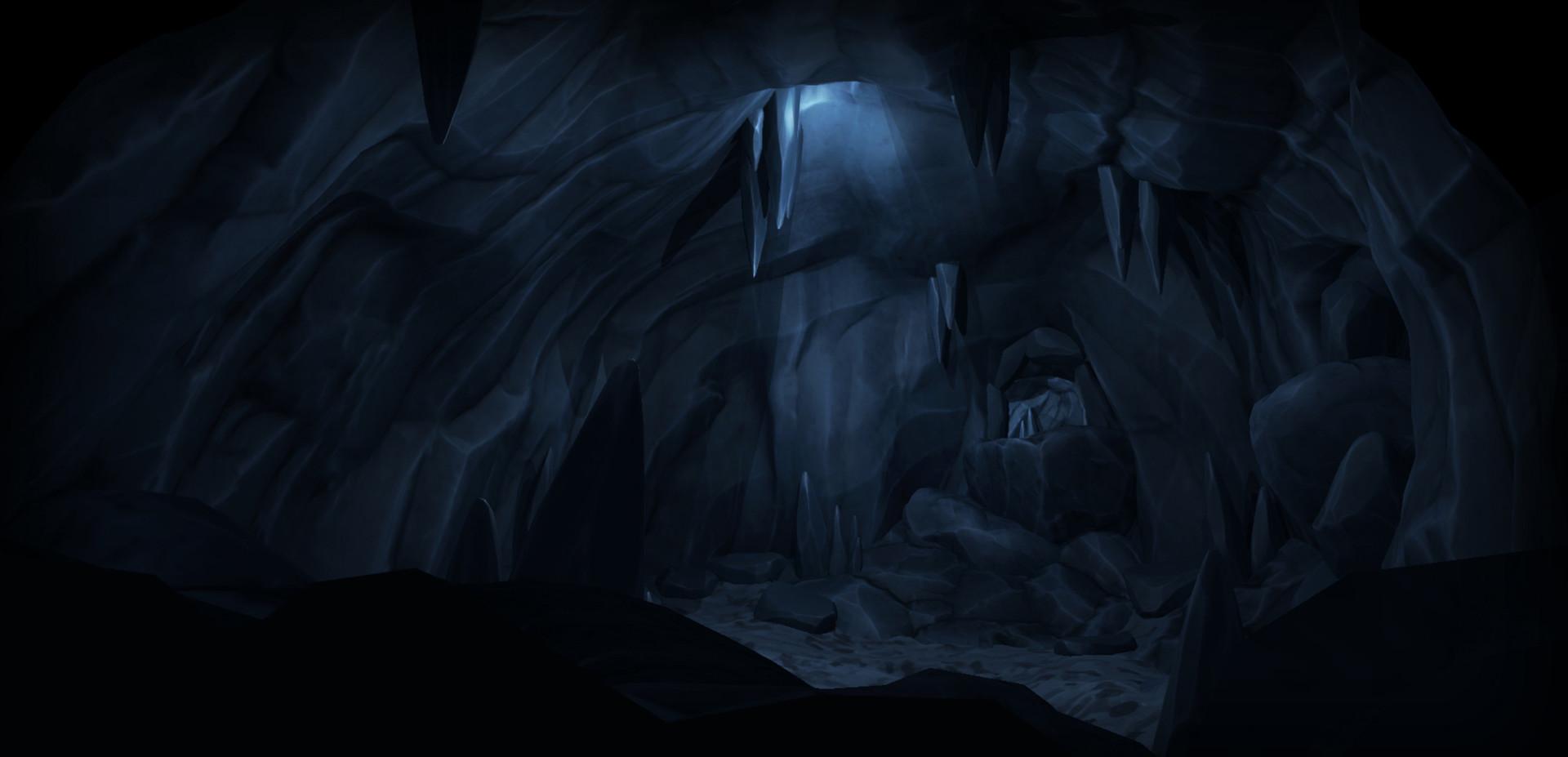 Robert max ramirez cave1