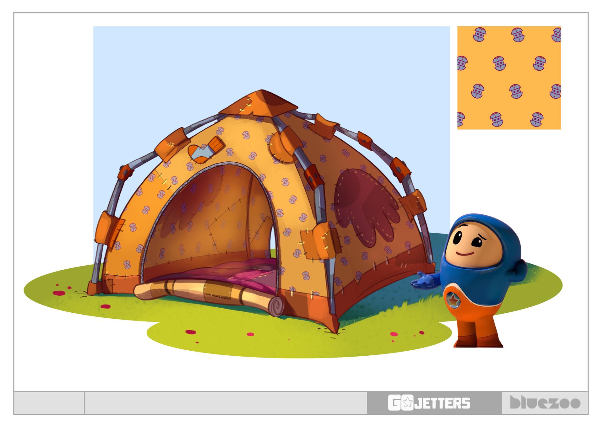 Francesco mazza grimbots tent v01
