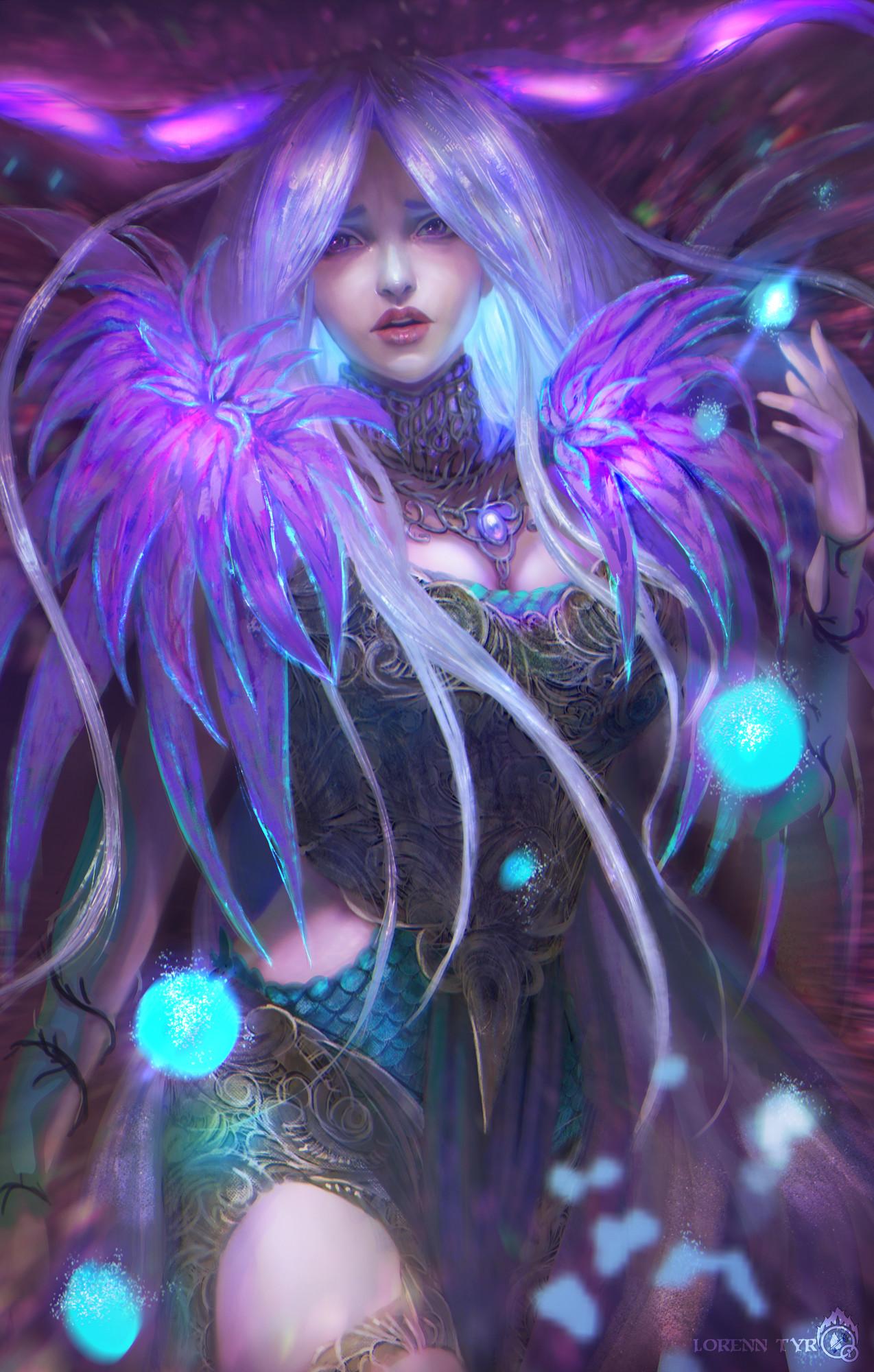 Lorenn tyr fantasy dream