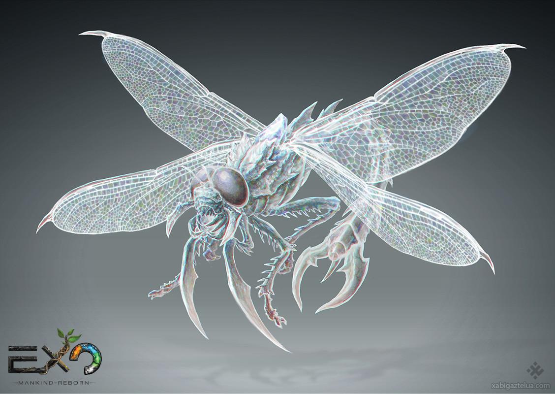 Xabi gaztelua titan dragonfly web