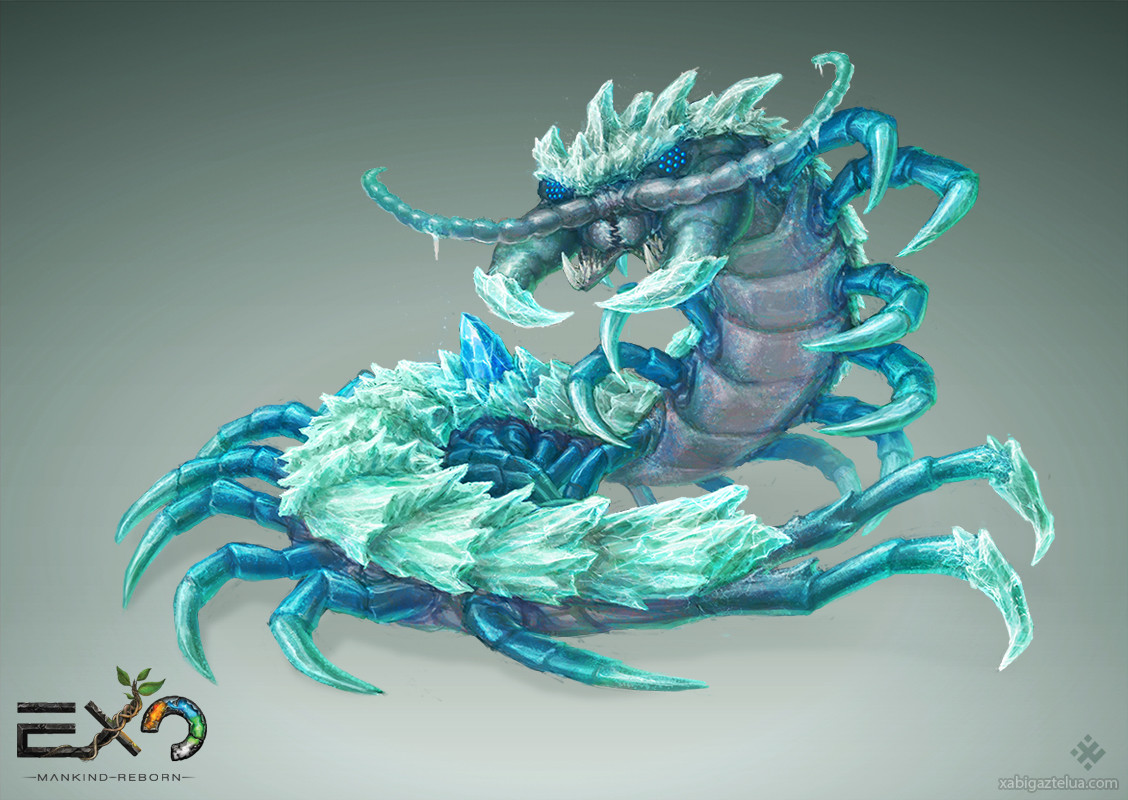 Xabi gaztelua titan centipede web