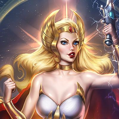 Ayya sap shera princess of power nsfw optional by ayyasap dbj85iw