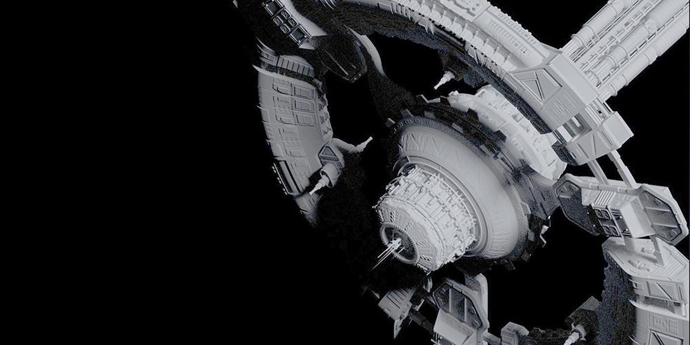 Blake rottinger space station 3d web
