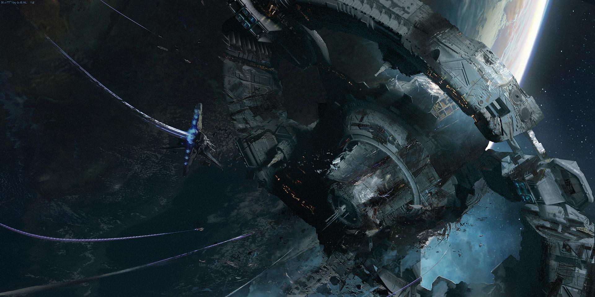 Blake rottinger space station web