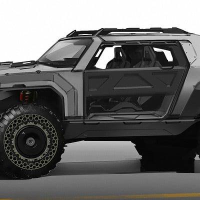 Benjamin last mute jeep sketch2 blast