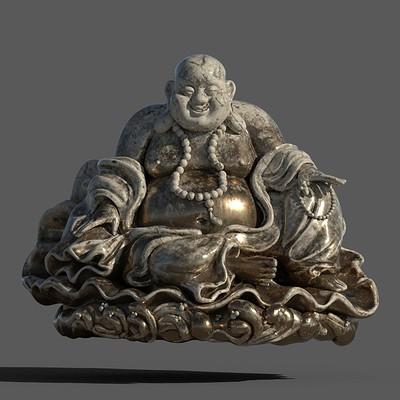 BUDDHA WIP