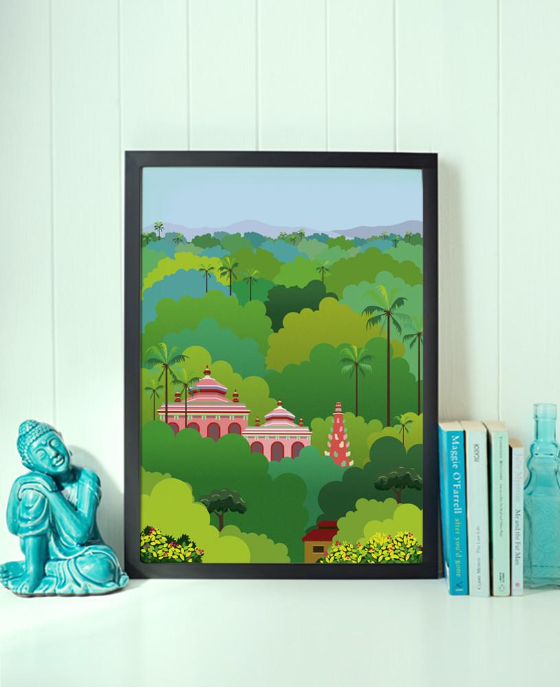 Rajesh r sawant photo frame psd mockup 600
