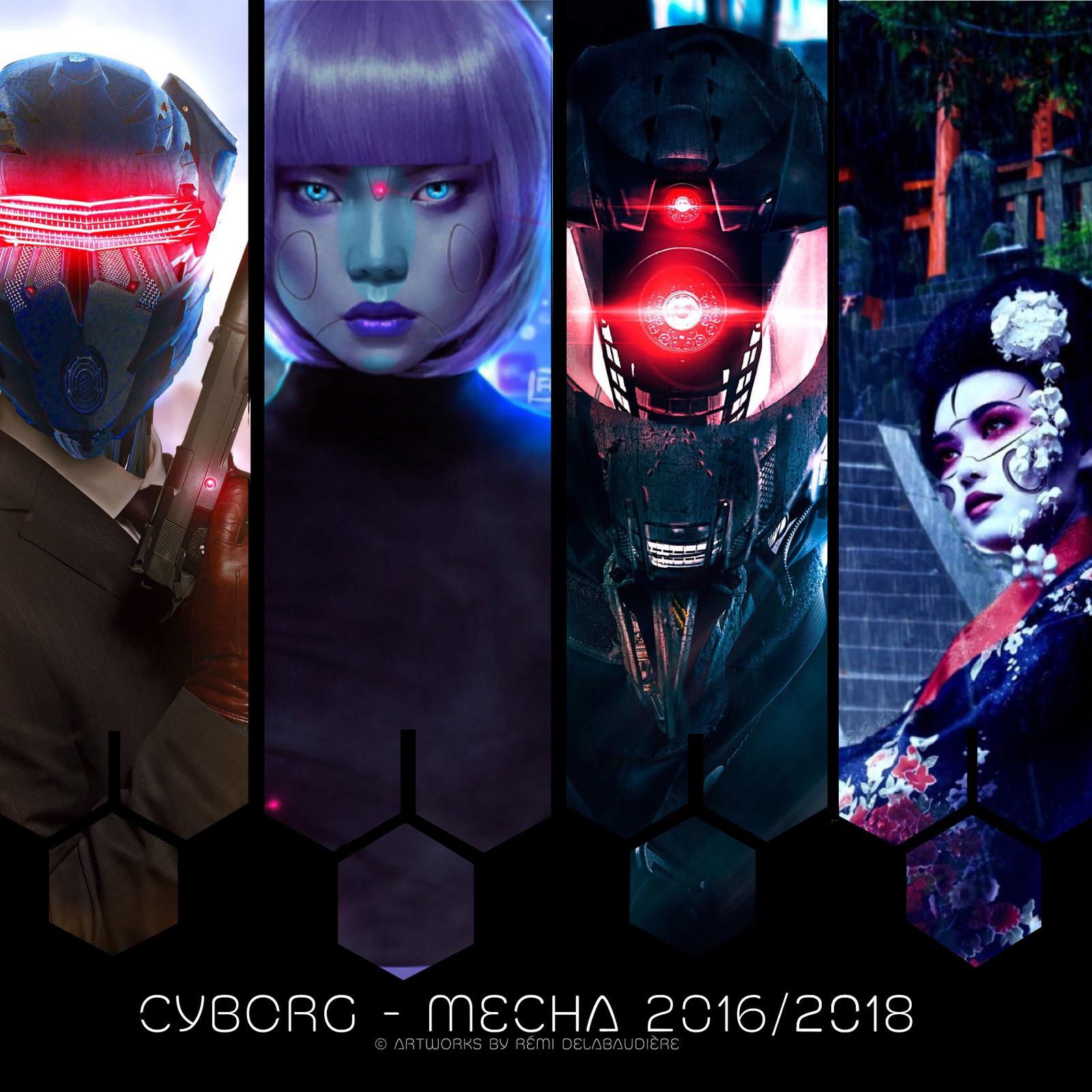 Cyborg - Mecha 2016/2018