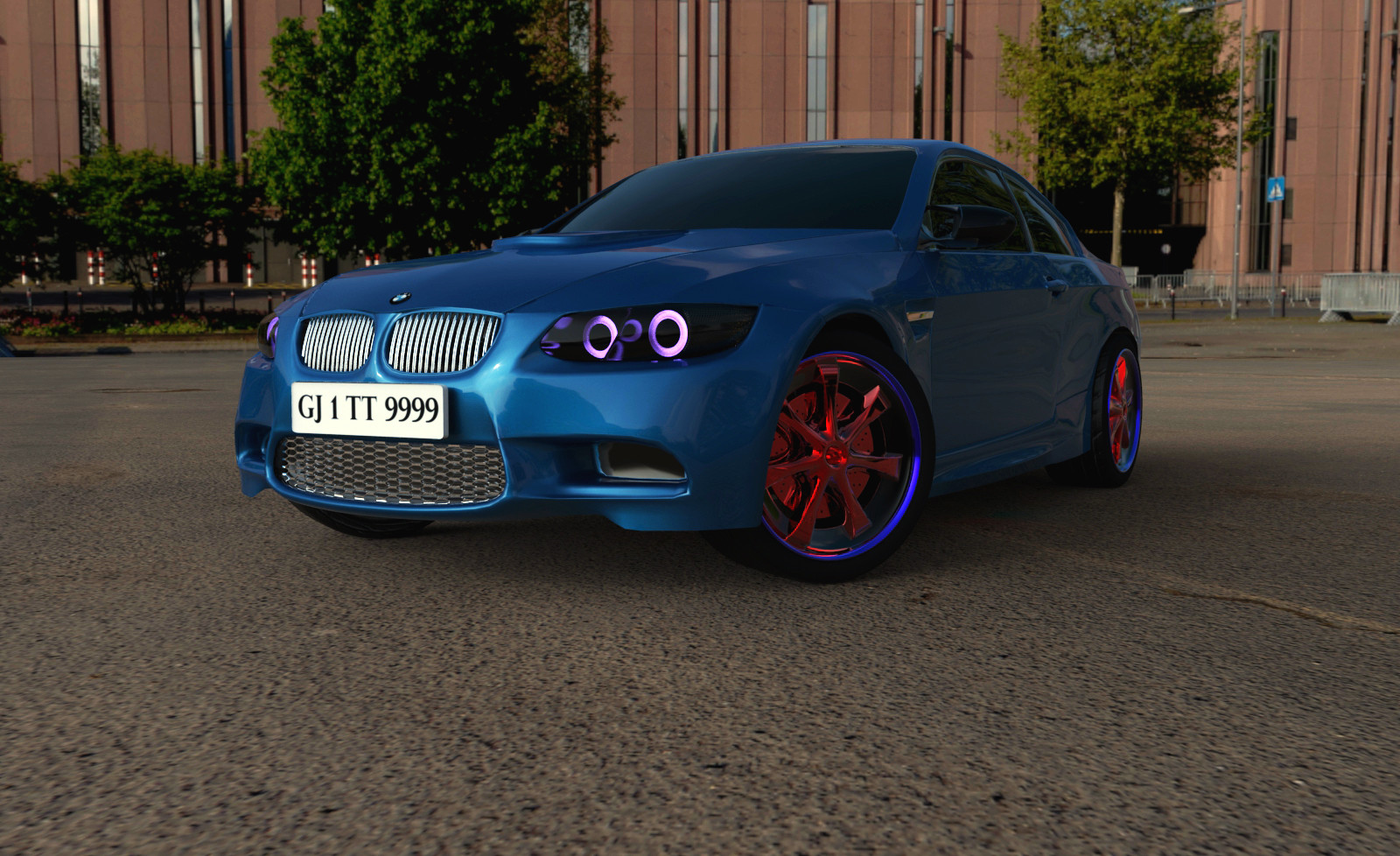 Anand Pushpan Bmw M3 Coupe