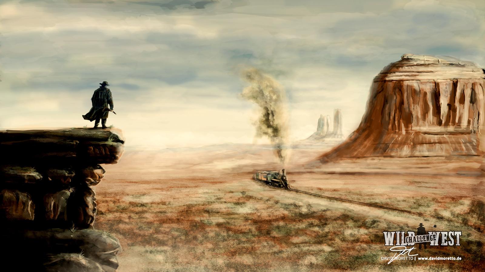 final scene Illustration THE LATE REVENGE! #1