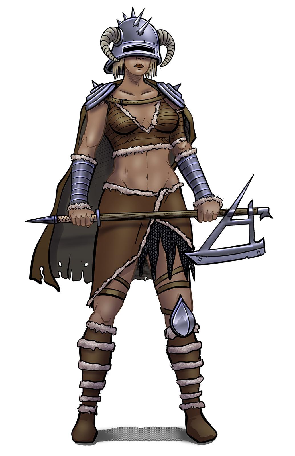 Gladiator Queen