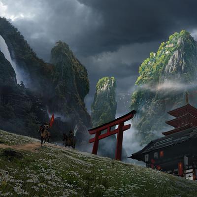 Alfven ato japan castle