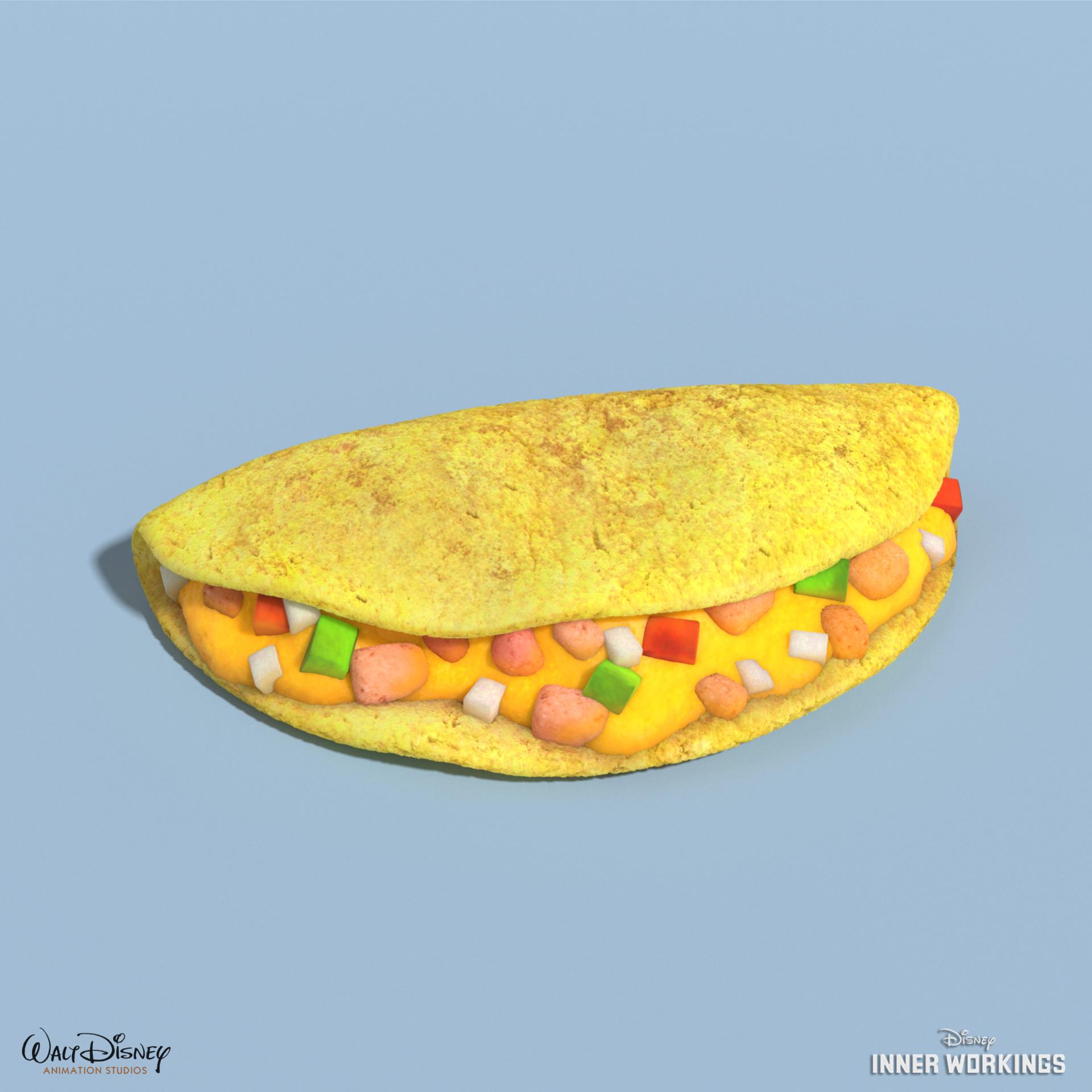 Tyler bolyard omlette