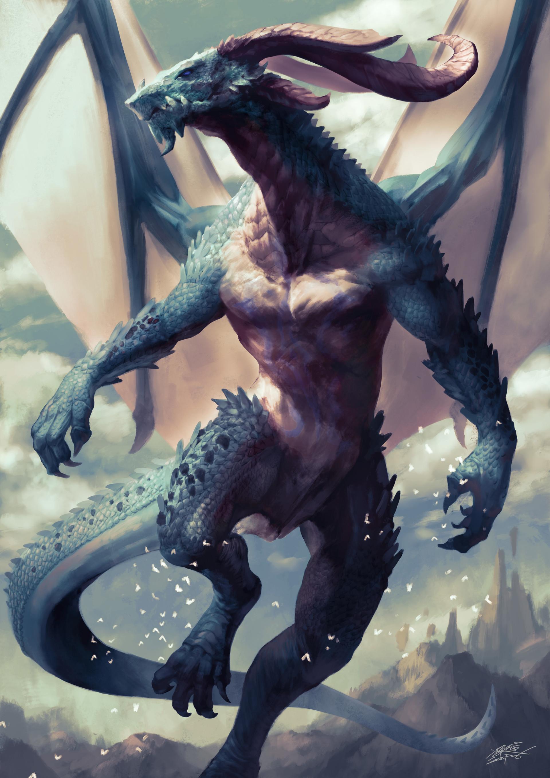 Santa fung dragon 12