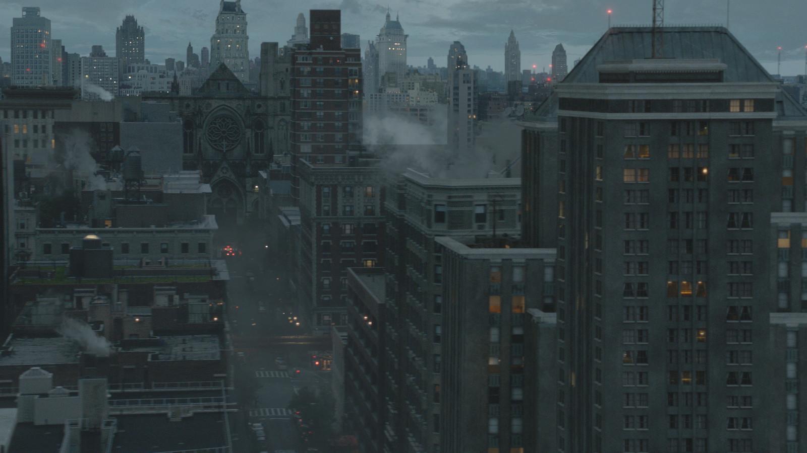 Gotham: Cosa VFX, 2016-2018