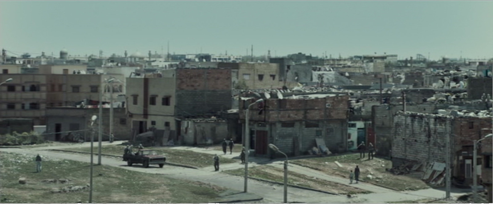 American Sniper: Sadr City Photoshop and Nuke